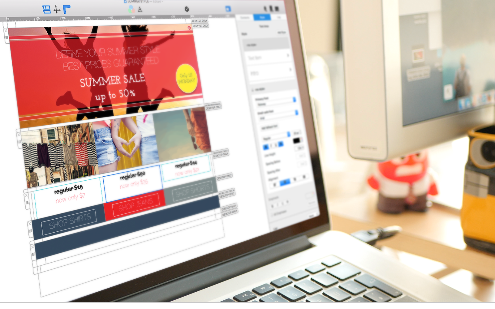How the new mail designer pro 3 0 3 update perfects your for Mail designer pro templates