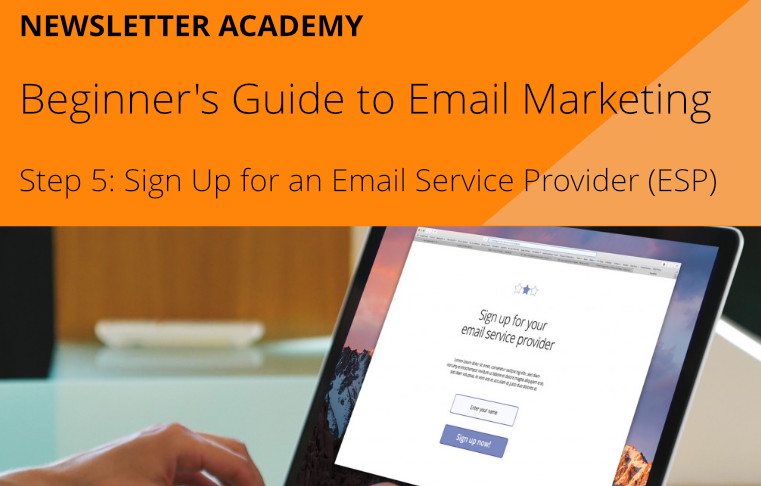 761x486beginner S Guide To Email Marketing Step 5 Sign Up For