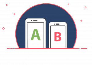 is a/b testing supported by the esp