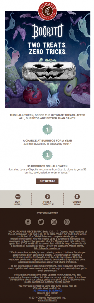 10 Spook-tacular Tricks for Halloween Email Campaigns - Mail ...