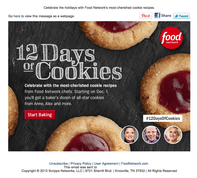 12 Holiday Newsletter Hacks For Every Email Marketer Mail Designer