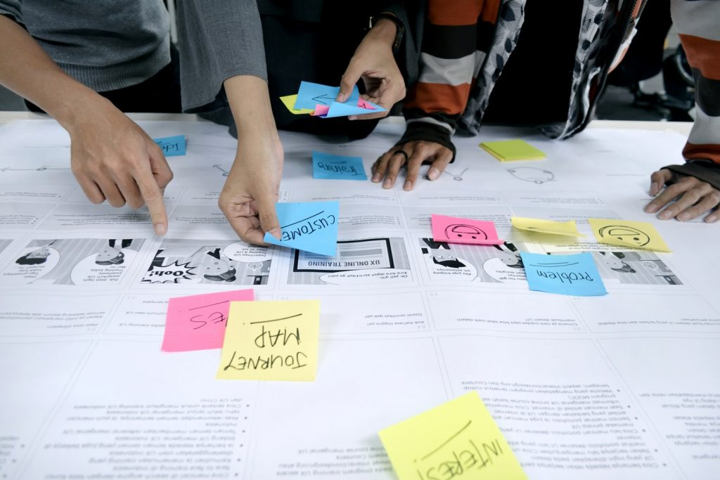 planning the customer journey into your email marketing campaigns