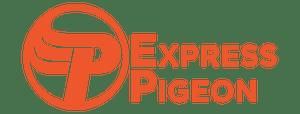 express pigeon logo