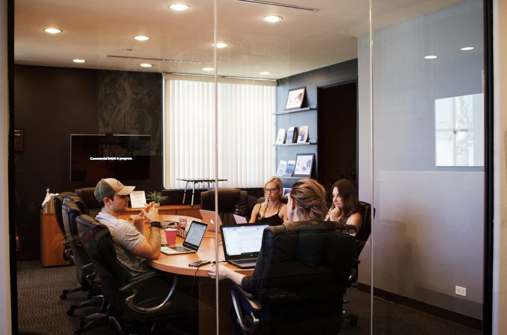Team meetings are a great way to establish an email approval workflow