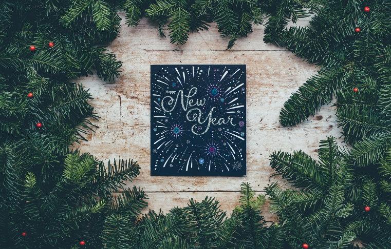 Neujahrs-E-Mail-Kampagnen, die du zum Start ins neue Jahr verschicken könntest