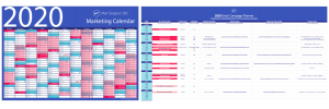 Free 2020 marketing calendar and campaign planner