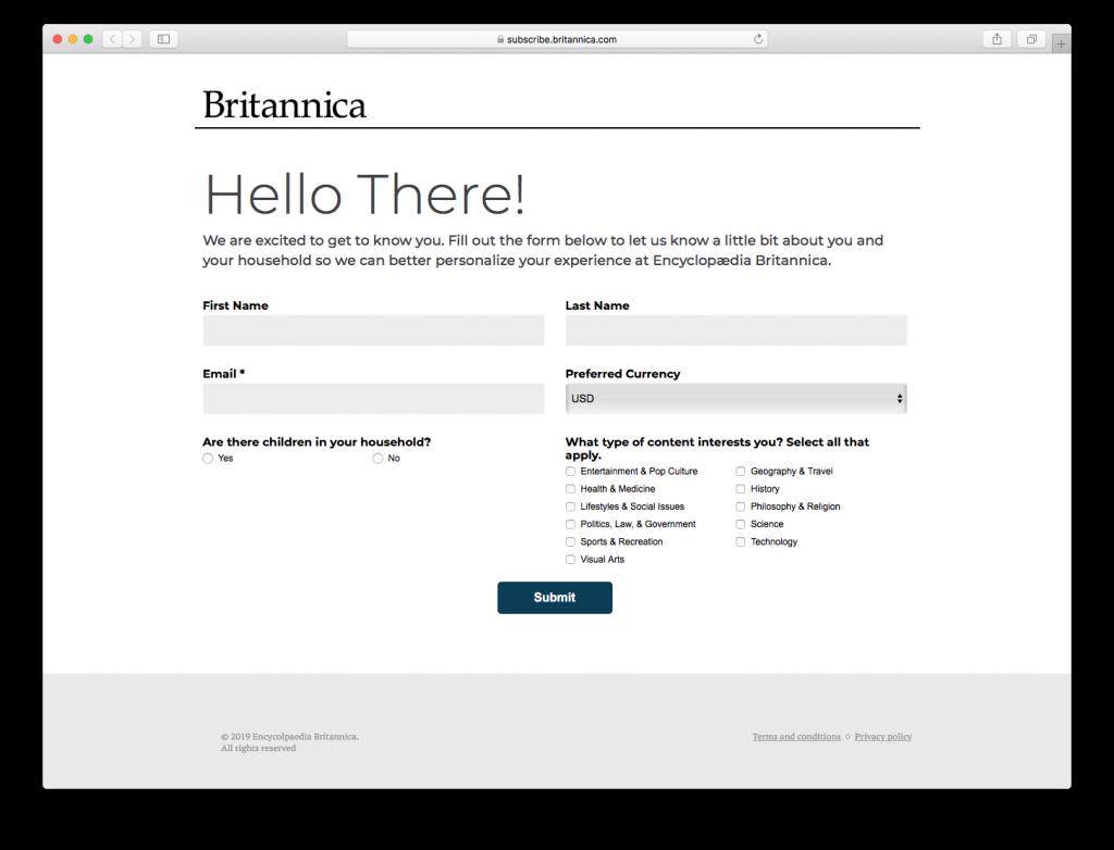 Questionnaires are a good technique for email list segmentation