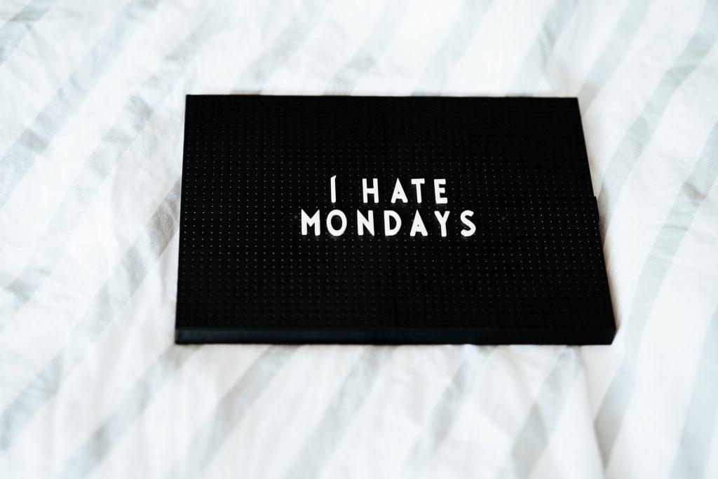 Den 20. Januar 2020 ist Blue Monday