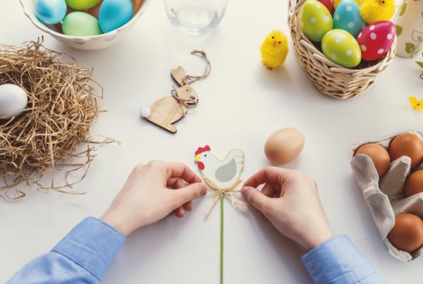 Schöne Oster-Newsletter kreieren