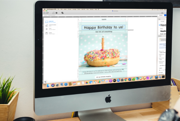 How to create anniversary emails