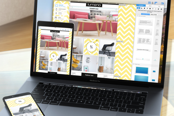 Creating the perfect sales newsletter with Mail Designer 365