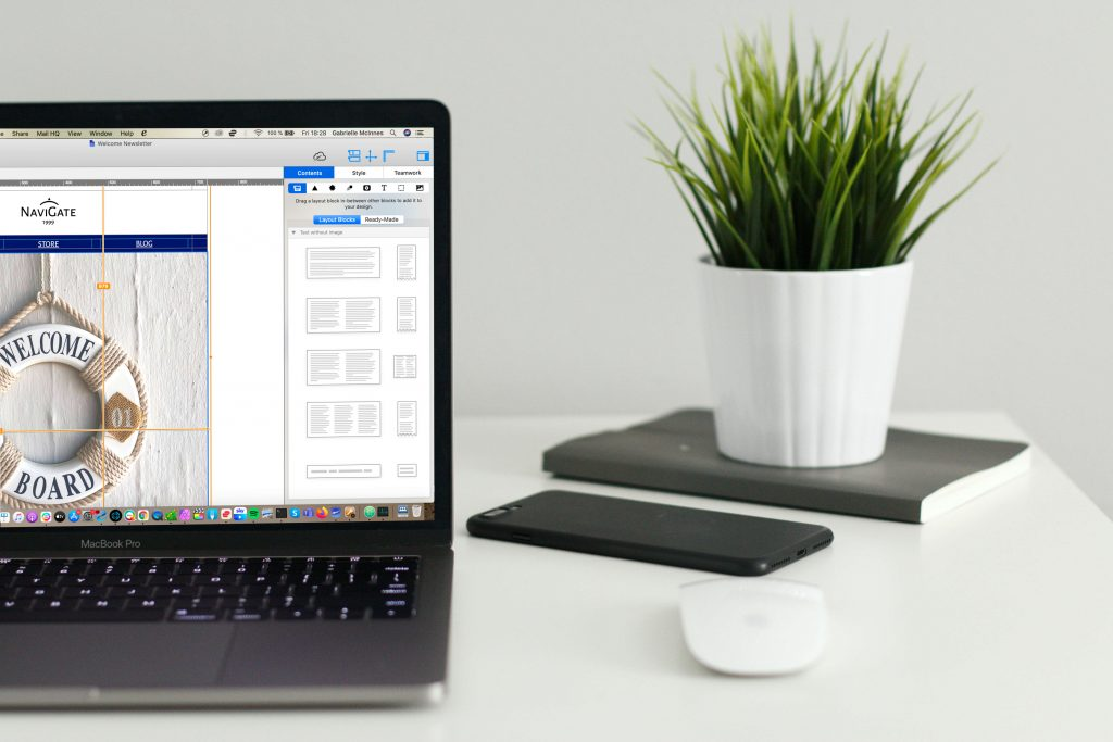 using wysiwyg editors to create HTML email designs