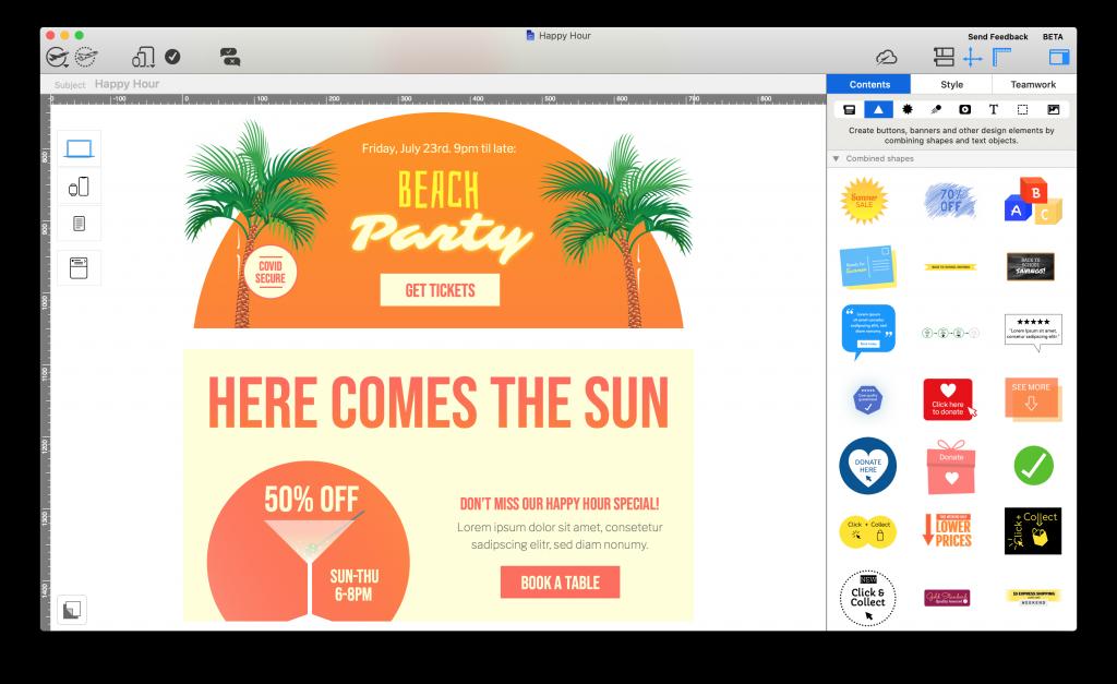 mail designer 365 2.5 - the summer update